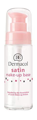 Dermacol Satin Make Up Basis für ein mattes, poren und faltenfreies Finish | Für glatte Beauty...