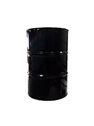 216 Liter Blechfass Stahlfass Fass Garagenfass Ölfass schwarz