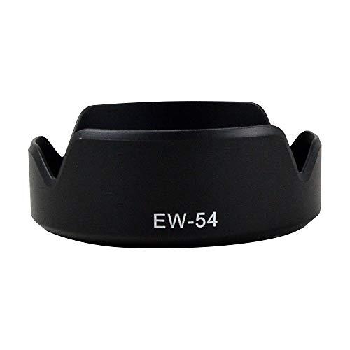MENGS EW-54 - Parasol para Canon EF-M 18-55 mm f/3.5-5.6 IS
