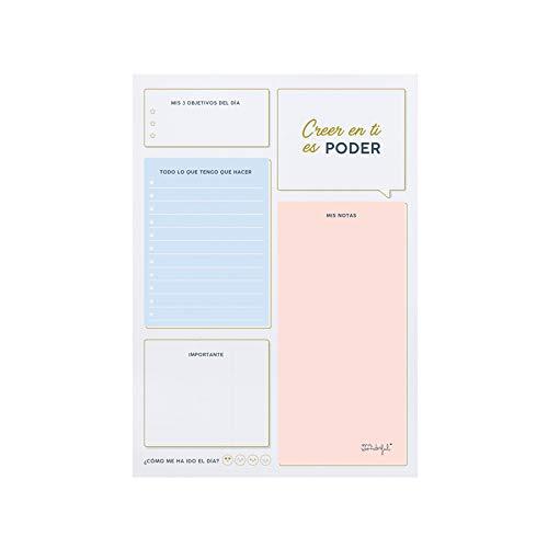 Organizador vertical día por página