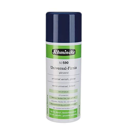 400 ml Universal-Firnis - Oberfläche glänzend - ideal für Öl,- Acryl- und Gouachemalerei