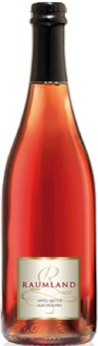 Sekthaus Raumland Roter Apfelsecco vom Wildapfel alkoholfrei (1 x 0.75 l)