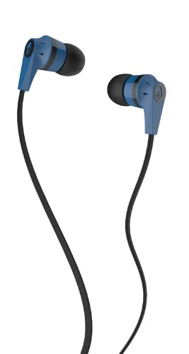 Skullcandy Ink'd 2 Earbud (Blue/Black) (Discontinued by Manufacturer)