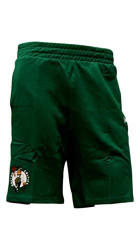 A NEW ERA Era NBA Contrast Short Boscel kg Pantaloncini, Uomo, Pantalone Corto, 12369790, Verde, XL