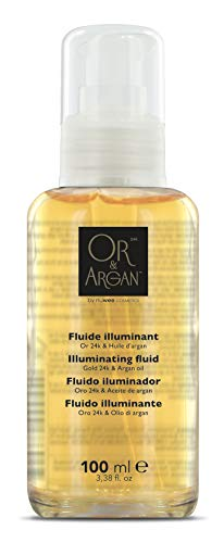 OR & ARGAN Fluide Illuminant - 100 mL - NUWEE Cosmetics