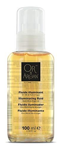 OR & ARGAN Fluide Illuminant - 100 mL - NUWEE Cosmetics