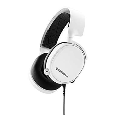SteelSeries Arctis 3 – All-Platform Gaming Headset – For PC, PlayStation 4, Xbox One, Nintendo Switch, VR, Android, and…