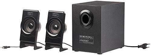 auvisio Lautsprechersystem: Klangstarkes Lautsprecher-System mit Bluetooth 2.1, Subwoofer, 30 Watt (Lautsprecher PC)
