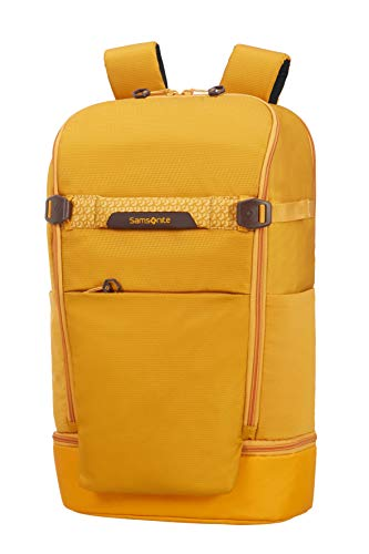 Samsonite Hexa-Packs - Laptop Backpack Large - Travel Mochila Tipo Casual 50 cm, 22 Amarillo (Dark Yellow)
