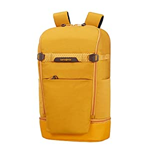 31qU1HkYyyL. SS300  - Samsonite Hexa-Packs - Laptop Backpack Large - Travel Mochila Tipo Casual 50 cm, 22 Amarillo (Dark Yellow)