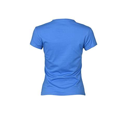 K-Swiss 918206204 Camiseta de Tenis, Mujer, Azul Marino, S