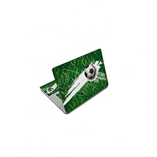 BIJIHUA Laptop Skin Sticker Decal Laptop Skin Decal Laptop Sticker Cover PVC Notebook Stickers for MacBook/Lenovo/Hp/Asus/Acer