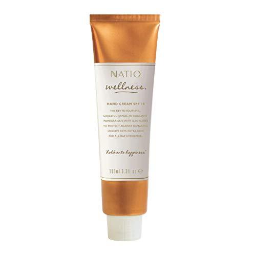 Crema natio Wellness Mano con protezione solare SPF 15 100 ml