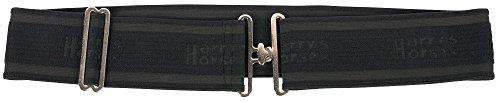 Harry\'s Horse Dekensingel elastisch, Farbe:schwarz