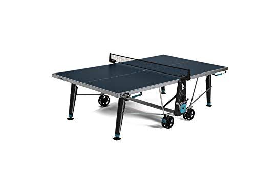 Cornilleau Sport 400X Outdoor Crossover Tennis Table - Blue