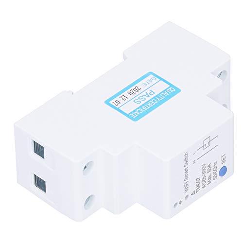 Medidor inteligente WiFi compatible con otros productos Smart Life No se requiere concentrador 1 paquete TM607 AC85‑300V para controlar la iluminación del hogar u oficina, etc.