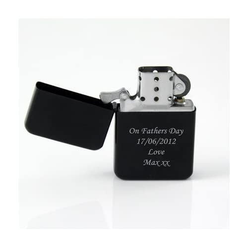 4ac40a95c920 Personalised Engraved Gift - Lighter engraved with your Message