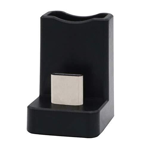 Meipai 90 grados USB 3.1 tipo C macho a hembra adaptador de extensión compatible para el teléfono celular del ordenador portátil
