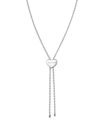 Calvin Klein Damen-Sautoir Halskette Edelstahl KJ5QMN000300