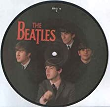 Beatles Can't Buy Me Love You Can't Do That Picture Disk vinyl disc