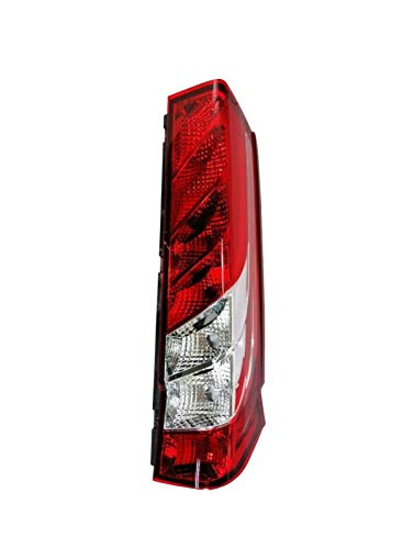 JJ Omologato OEM - Blocco luce posteriore destro, lato passeggero, marcatura E E11, alta qualità per autobus.