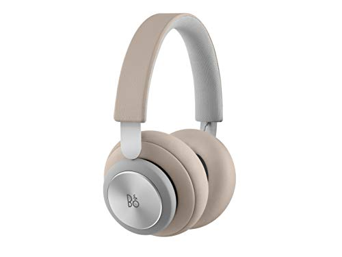 Bang & Olufsen Beoplay H4 2nd Generation Over-Ear Headphones, Limestone, One Size (1648204)