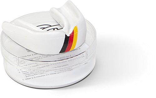 Paffen Sport Allround NATIONAL Zahnschutz, Deutschland Flagge – Made in Germany
