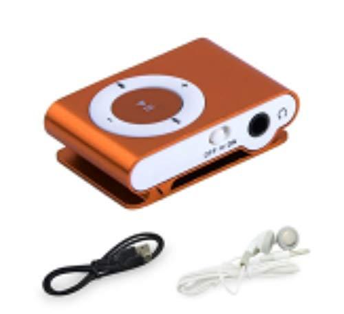 Clip Mp3 speler Draagbare Mini Metalen USB MP3 Ondersteuning 32 GB Micro SD Tf kaart voor Valentijnsdag Thanksgiving Nieuwjaar Kerstmis Verjaardagscadeau