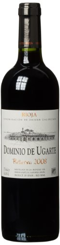 Heredad ugarte Rioja Doc Reserva en seco (1x 0.75l)