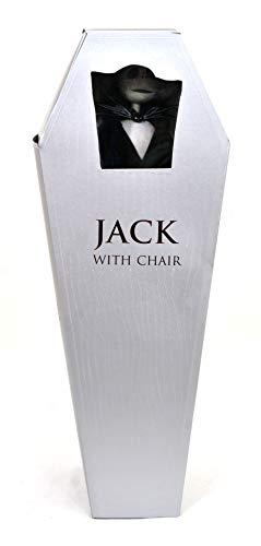 Diamond- Figura articuladad Select del Personaje Jack Skellington de la película Pesadilla Antes de Navidad Disney… 2