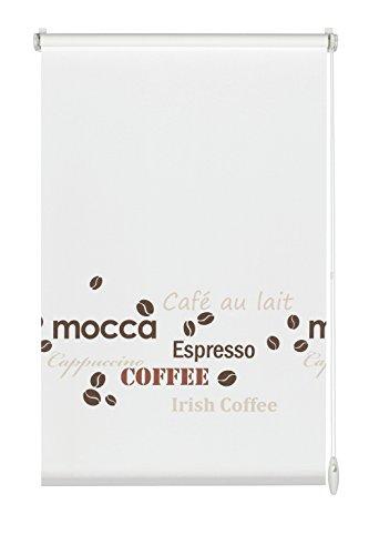 Gardinia EASYFIX Rollo Dekor 338 Coffee 75 x 150 cm