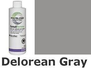 Polyblend #165 8 oz. Delorean Gray Grout Renew Colorant