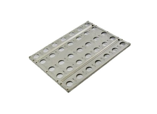Music City Metals 92541 Stainless Steel Heat Plate Replacement for Select Alfresco Gas Grill Models Grill Heat Plates