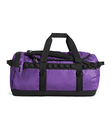 The North Face Duffel Bag Base Camp Size M Purple/Black …