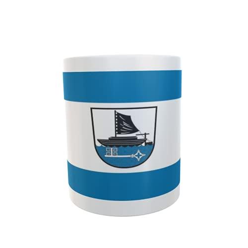 U24 Tasse Kaffeebecher Mug Cup Flagge Landkreis Osterholz