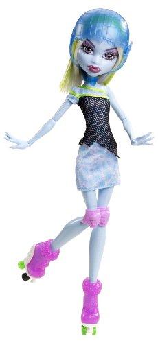 Monster High - Muñeca, Monstruopatinadora Abbey Bominable (Mattel Y8349)