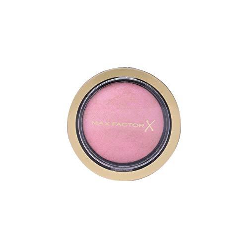 Max Factor Creme Puff Blush Fard Viso, Texture Multi-Tonale, Modulabile e Ultra-Sfumabile, 5 Lovely Pink, 1.5 g