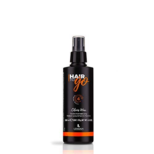 Lendan Citrus Wax Cera líquida en espray Hair To Go Lendan LD 200 ml