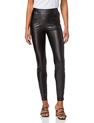 Armani Exchange Womens Skynni Fit Pants Leggings, Black, 0