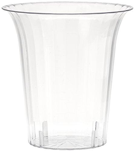 Amscan Flare Cylinder, Medium, Clear