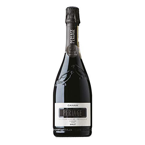 Canah Valdobbiadene Prosecco Superiore DOCG Spumante Brut - 750 ml