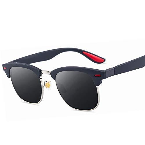 Gafas De Sol De Moda Unisex Gafas De Sol Clásicas Polarizadas para Hombre, Gafas De Sol Retro A La Moda para Mujer, Gafas De Sol Vintage Steam Punk Pa