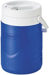 coleman blue water jug