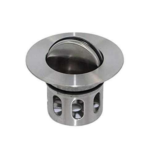 Filtro de drenaje universal para lavabo (1 unidad)