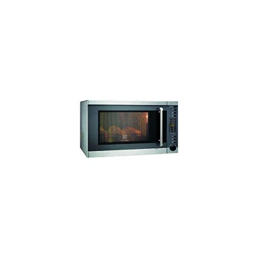 Electrolux EMS30400OX Encimera 28L 900W Negro, Acero inoxidable - Microondas...