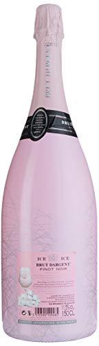 Brut Dargent Ice Rose Pinot Noir Demi-Sec Halbtrocken 2016/2017 (1 x 1.5 l) - 2