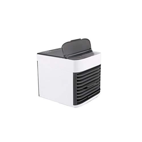 Mobiele airconditioning, kleine airconditioning, ventilator, luchtbevochtiger, luchtreiniger aromatherapie USB mini-luchtkoeler persoonlijke luchtkoeler thuis werkplaats buiten mini condi