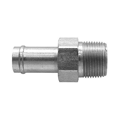 4404-24-20 HYDRAULIC FITTING 1 1/2' BEADED HOSE X 1 1/4' MALE PIPE