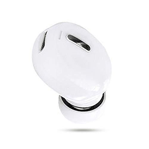 DBSUFV Mini Wireless Kopfhörer In Ear Wireless 5.0 Kopfhörer 3D Stereo Ohrhörer X9 Mini Invisible Mono Ear Wireless Headset