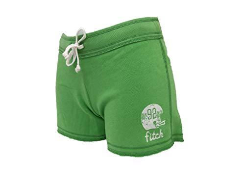 Abercrombie Kids Mädchen Shorts, Grün Large